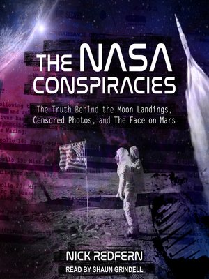 cover image of The NASA Conspiracies