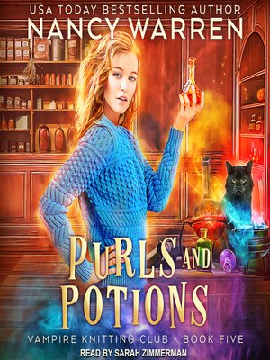 cover image of Purls and Potions