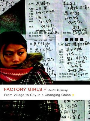 cover image of Factory Girls