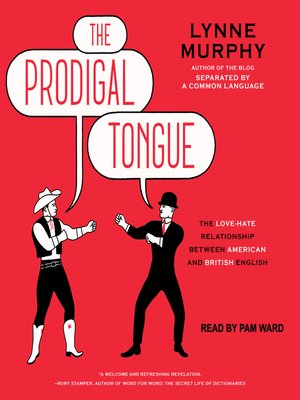 cover image of The Prodigal Tongue