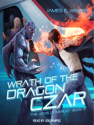 cover image of Wrath of the Dragon Czar
