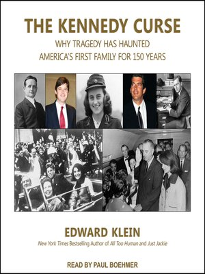 cover image of The Kennedy Curse
