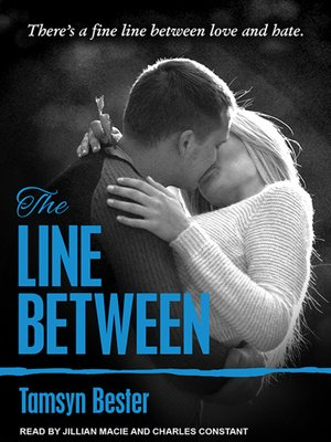 cover image of The Line Between