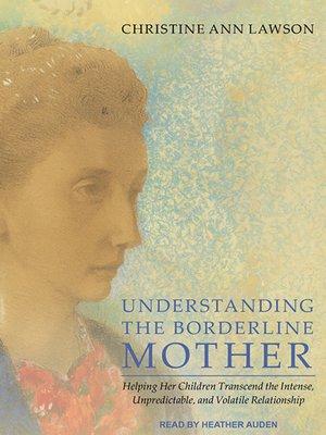 understanding the borderline mother ebook download