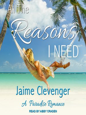 cover image of All the Reasons I Need