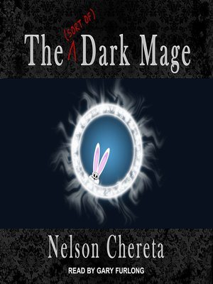 cover image of The (sort of) Dark Mage