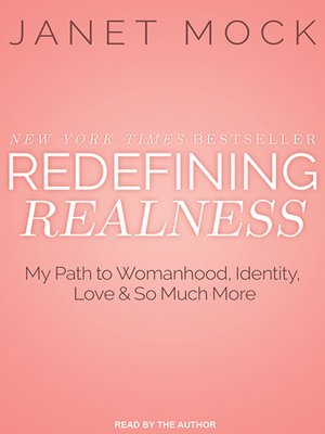 cover image of Redefining Realness