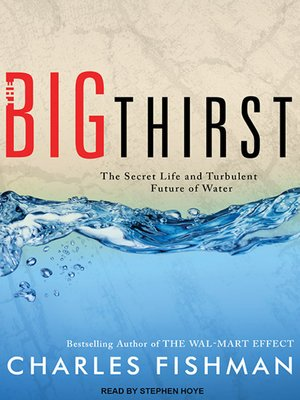 cover image of The Big Thirst