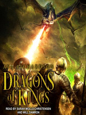 cover image of Dragons of Kings