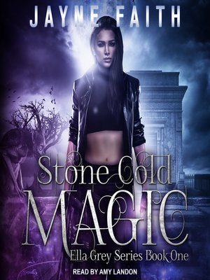 cover image of Stone Cold Magic