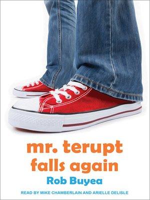 cover image of Mr. Terupt Falls Again