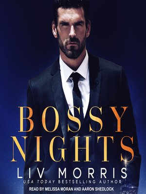 cover image of Bossy Nights