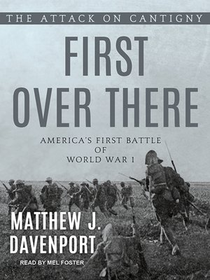 cover image of First Over There
