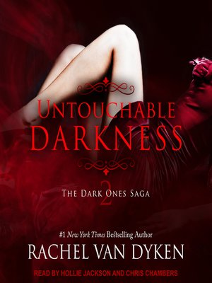 cover image of Untouchable Darkness