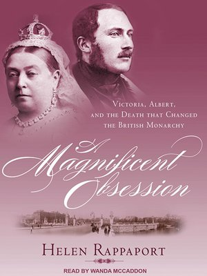 cover image of A Magnificent Obsession