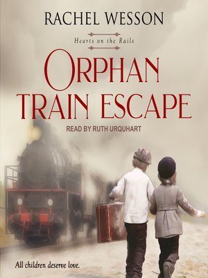 cover image of Orphan Train Escape