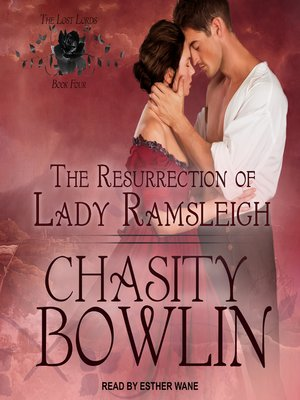 cover image of The Resurrection of Lady Ramsleigh