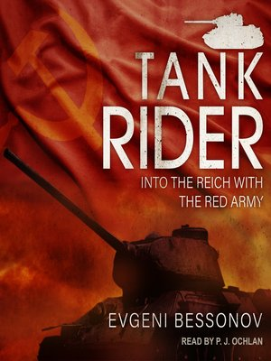 cover image of Tank Rider