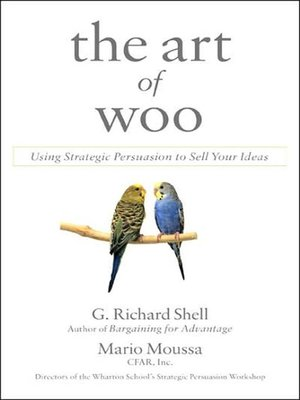 cover image of The Art of Woo