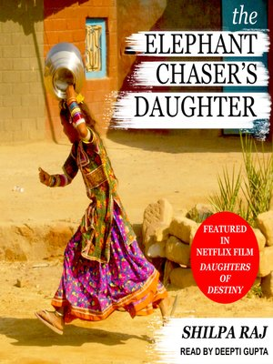 cover image of The Elephant Chaser's Daughter