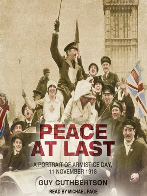 cover image of Peace at Last