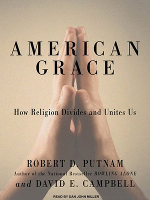 cover image of American Grace