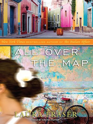 cover image of All Over the Map