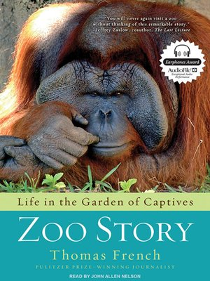 cover image of Zoo Story