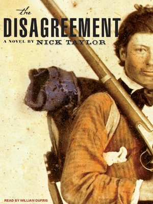 cover image of The Disagreement