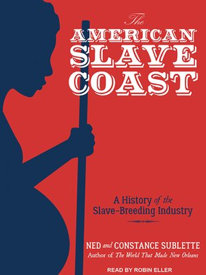 cover image of The American Slave Coast