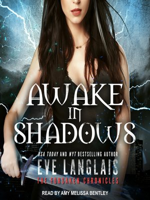 cover image of Awake in Shadows