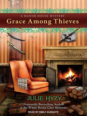cover image of Grace Among Thieves