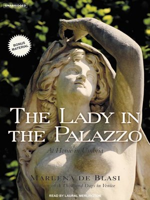 cover image of The Lady in the Palazzo