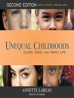 cover image of Unequal Childhoods