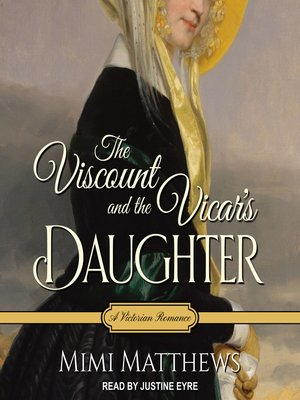 cover image of The Viscount and the Vicar's Daughter