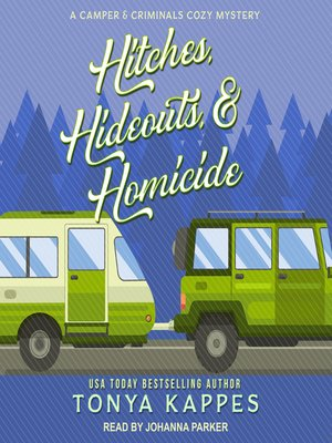 cover image of Hitches, Hideouts, & Homicide