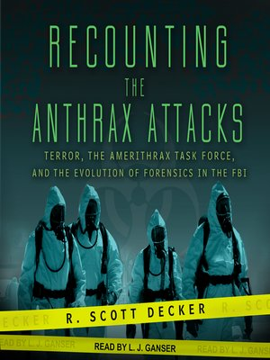 cover image of Recounting the Anthrax Attacks