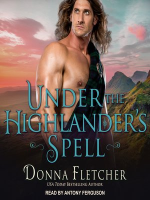 cover image of Under the Highlander's Spell