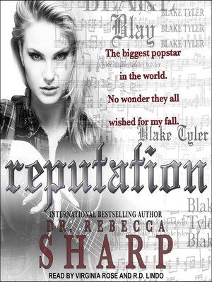 cover image of reputation