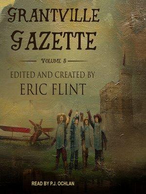 cover image of Grantville Gazette, Volume 5
