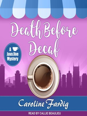 cover image of Death Before Decaf