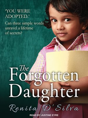 cover image of The Forgotten Daughter