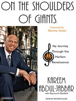 cover image of On the Shoulders of Giants