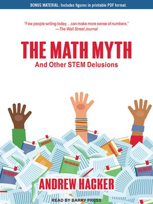 cover image of The Math Myth