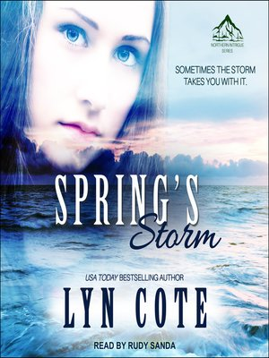 cover image of Spring's Storm--Clean Wholesome Mystery and Romance