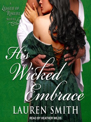 cover image of His Wicked Embrace