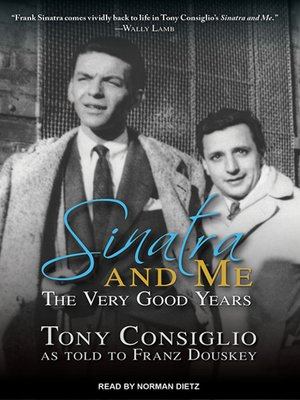 cover image of Sinatra and Me