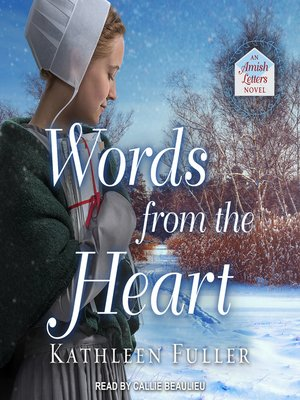 cover image of Words from the Heart
