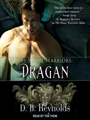 cover image of The Stone Warriors, Dragan