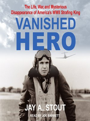 cover image of Vanished Hero